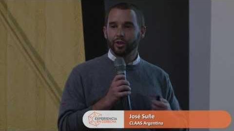 Embedded thumbnail for José Suñe (CLAAS Argentina) Soluciones que aporta la tecnología de precisión