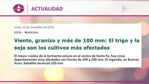 Embedded thumbnail for Recomendaciones Nicolás Calcabrini, de Sancor Seguros