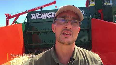 Embedded thumbnail for Nicolás Olazarri presenta los equipos de embolsado de Richiger
