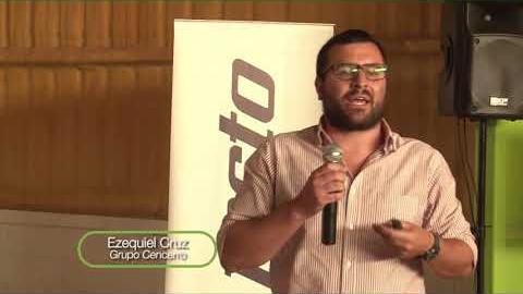 Embedded thumbnail for EXPERIENCIA AMEGHINO 2020  Ezequiel Cruz (Grupo Cencerro)