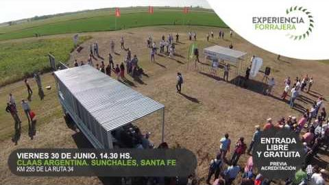 Embedded thumbnail for Spot Experiencia Forrajera Sunchales