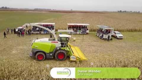 Embedded thumbnail for Daniel Mendez, INTA Gral.Villegas