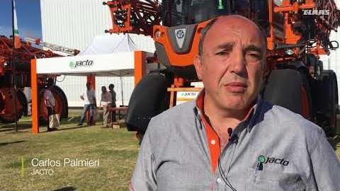 Embedded thumbnail for Carlos Palmieri describe los equipos pulverizadores exhibidos en Experiencia