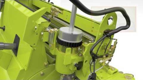 Embedded thumbnail for CLAAS JAGUAR - Facilidad de mantenimiento del conjunto picador