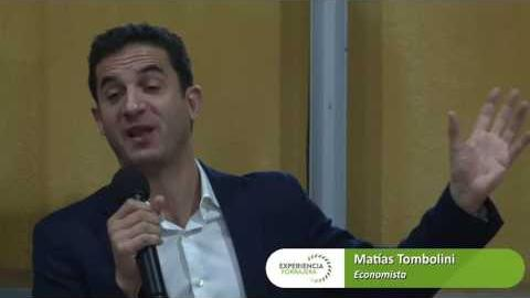 Embedded thumbnail for Matías Tombolini, economista